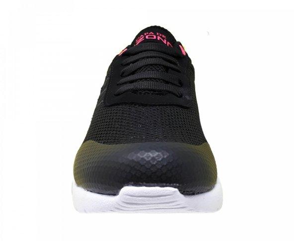 Tenis negro para mujer Capa de ozono 593101