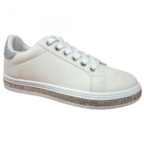 Tenis blanco para dama Capa de Ozono 60012916