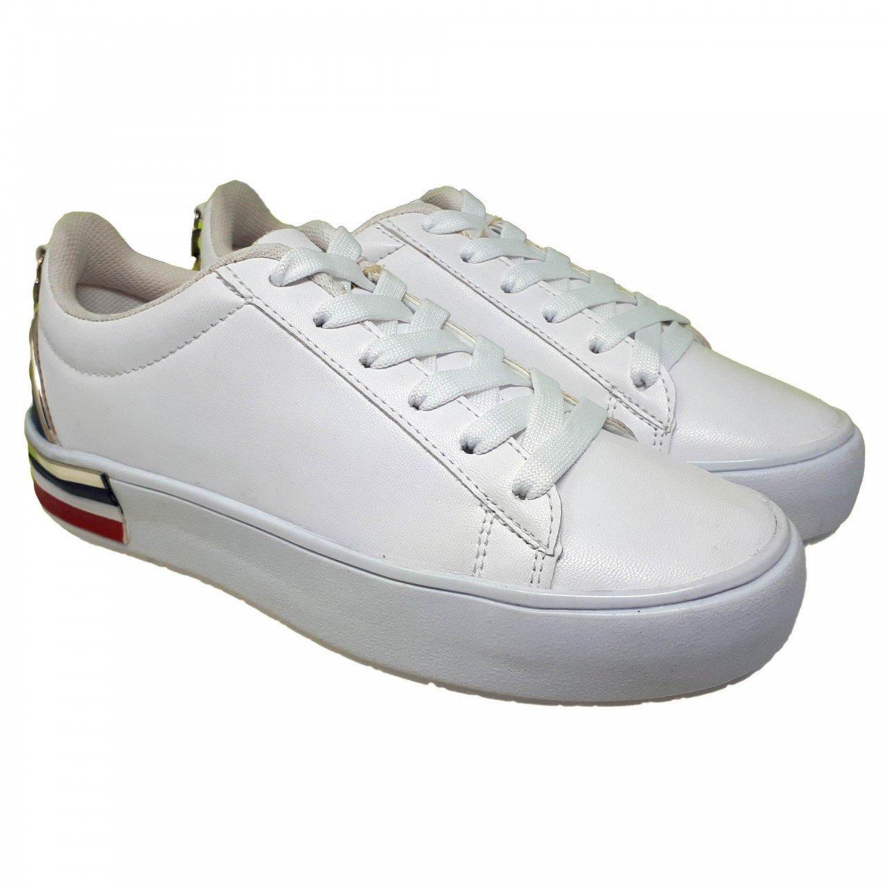 Tenis blanco para mujer Capa de ozono 60015101