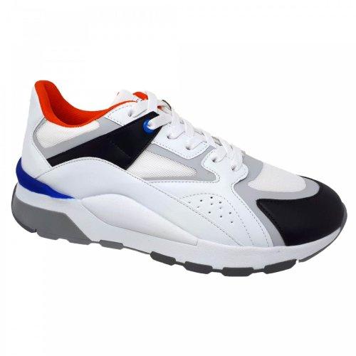 Tenis blanco para hombre Ozono 60016904