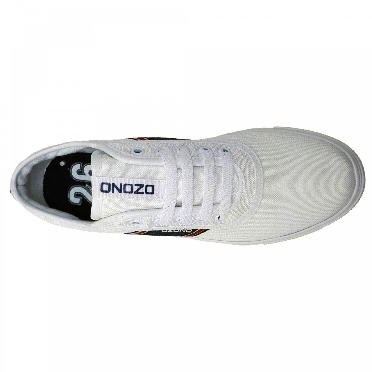 Tenis blanco para hombre Capa de ozono 60022812