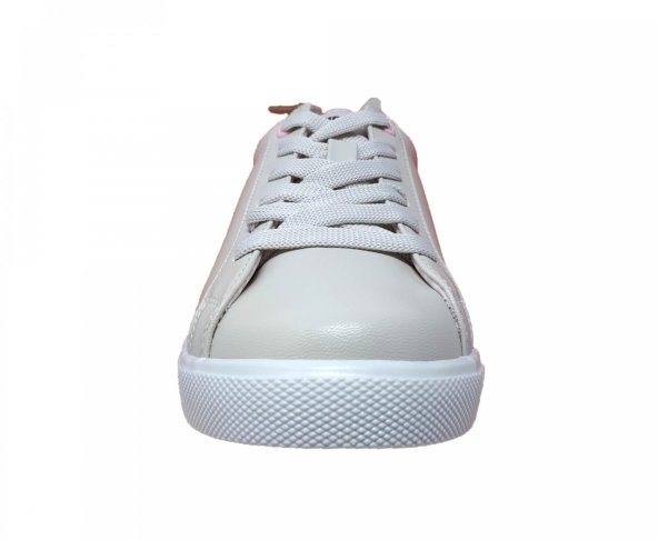 Tenis para mujer beige Alicia Loly in the Sky