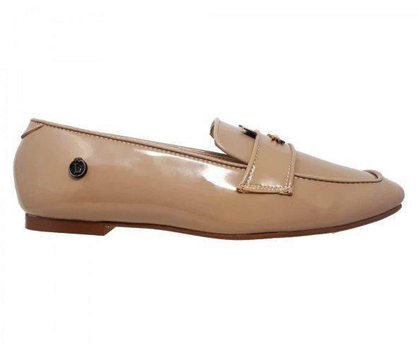 Zapato para mujer beige Brigida Loly in the Sky
