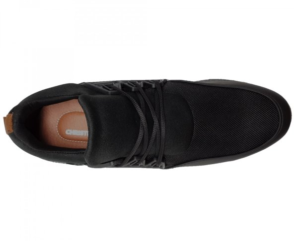 Tenis negro para hombre Christian Gallery 1201-3