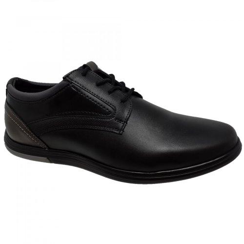 Zapato casual negro para hombre Christian Gallery 1251-2