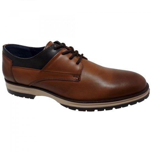 Zapato casual café para hombre Christian Gallery 1802-PC