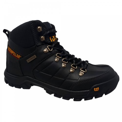 Botin negro para hombre Caterpillar Threshold