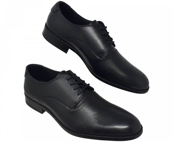 Zapato de vestir negro en piel para hombre Florsheim 915706