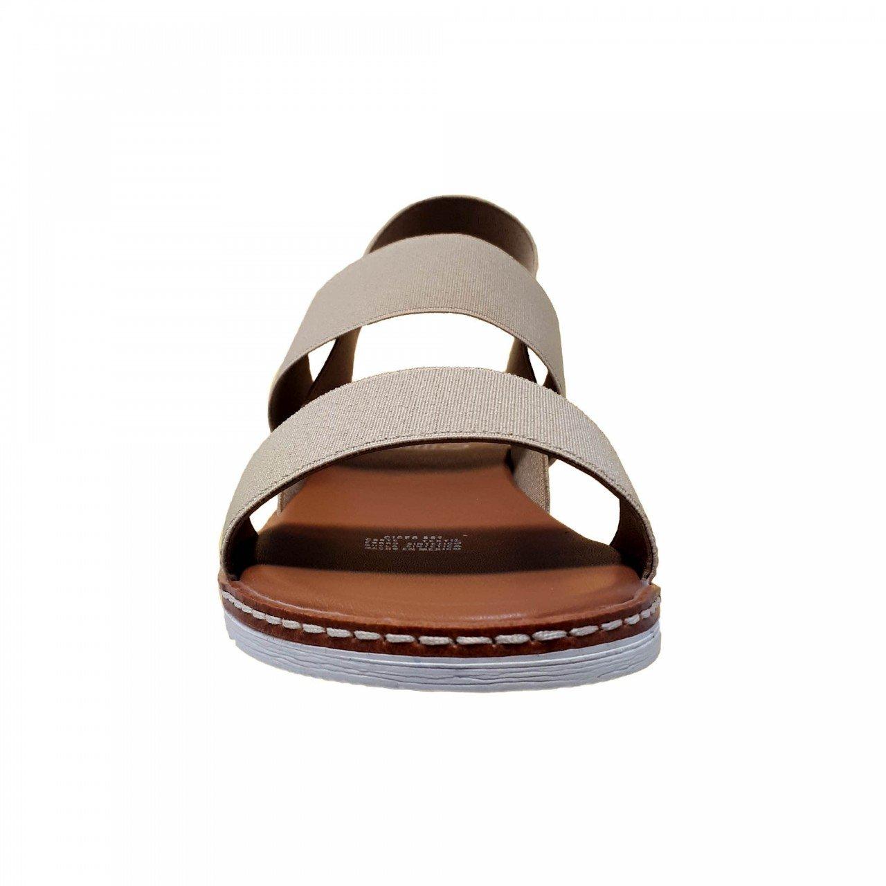 Sandalia beige Gillio 822001