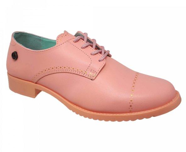 Zapato rosa para mujer Jacinta Loly in the sky