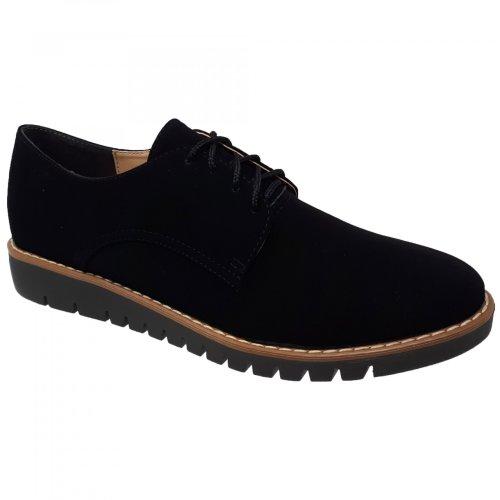 Zapato negro para dama Coyote y Olivia J4004