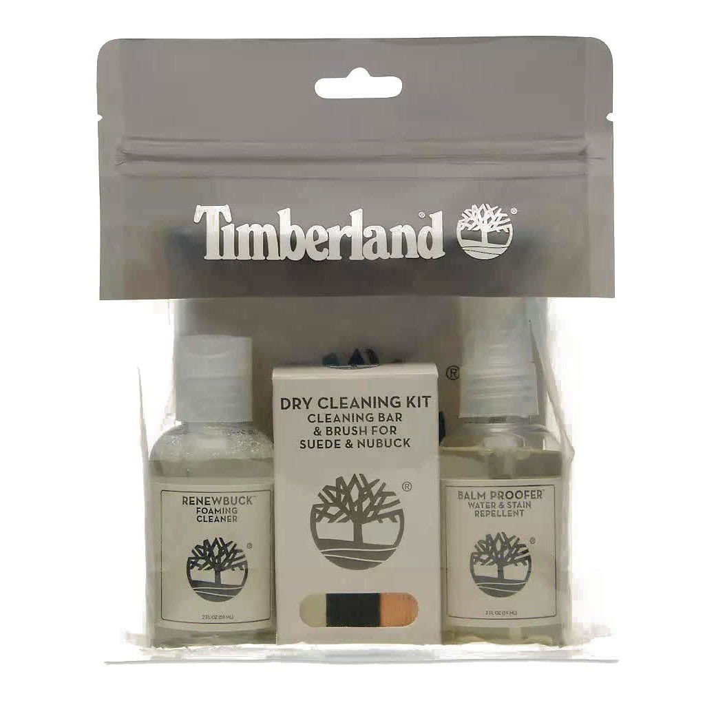 Kit de viaje para cuidado y limpieza Timberland TB0A1BTT000