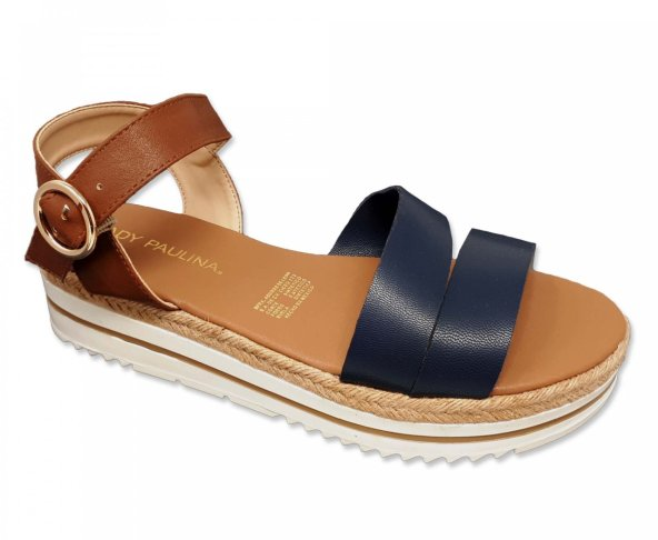 Sandalia marino para mujer 98012