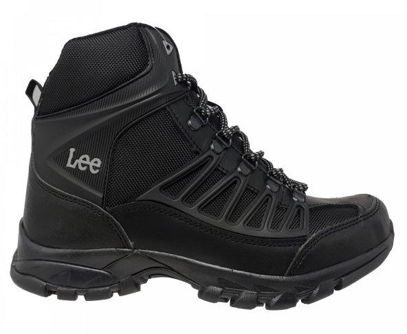 Botin negro para hombre Lee 546