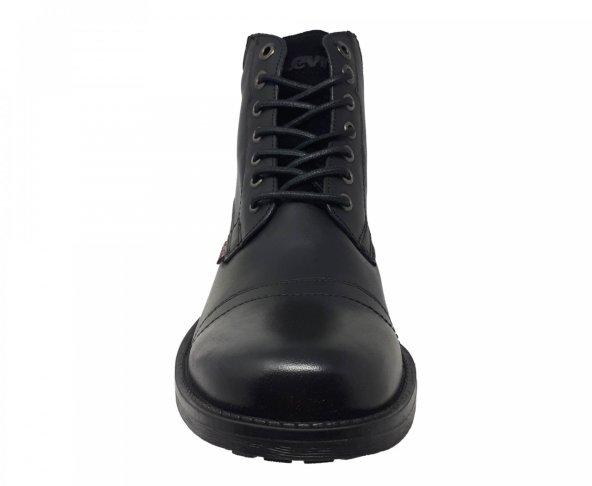Botas Levis Negras para Hombre 229177 en piel