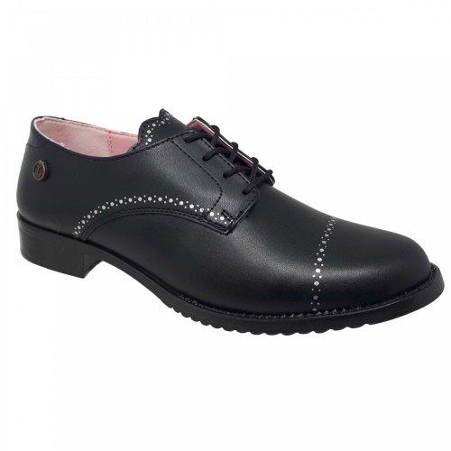 Zapato negro para mujer Luca Loly in the sky
