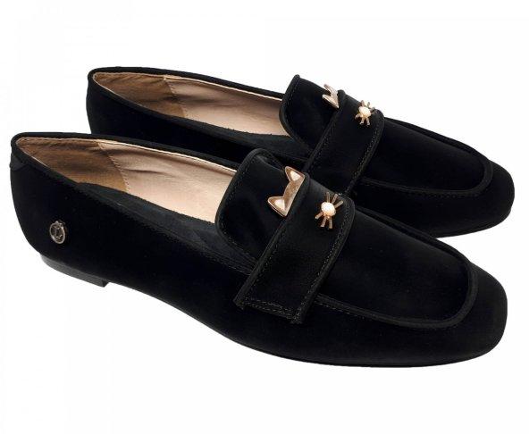 Zapato para mujer negro Olimpia Loly in the Sky