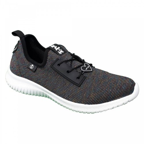Tenis negro para mujer Sawyer Loly in the sky