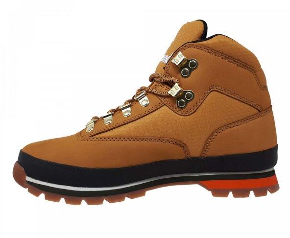 Botas Timberland Amarillas Miel Wheat Euro Hiker Fl Leather A2GD9 para Hombre
