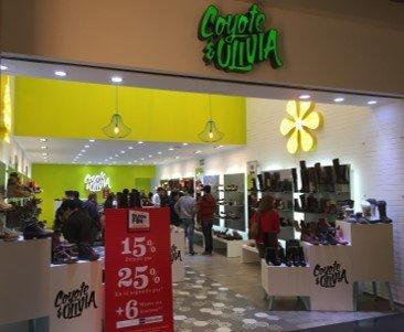 tiendas coyote y olivia sucursales zapatos coyote y olivia