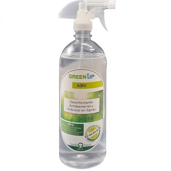Desinfectante Anti Bacterial paq 4 pzas de 900ml Precio U.T. $120.00 M.N. + IVA