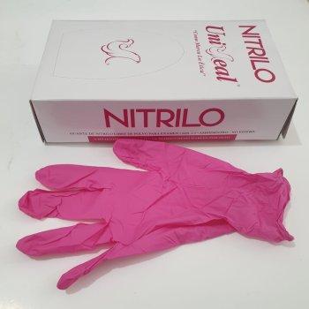 Guantes de Nitrilo talla extra chica caja con 100 Pzas Precio UT. $295 pesos mas IVA