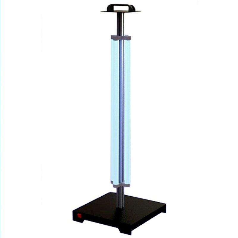 Lámpara germicida de pedestal para desinfección de habitaciones, consultorios Precio U.T. $9,478.44 M.N. + IVA