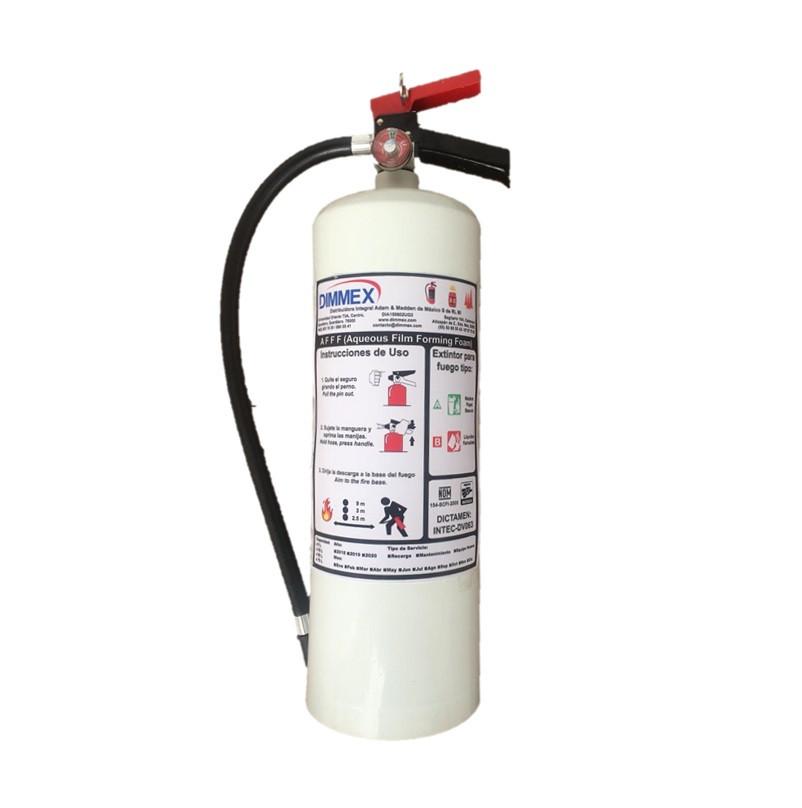 Extintor AFFF (Aqueous Film Forming Foam)