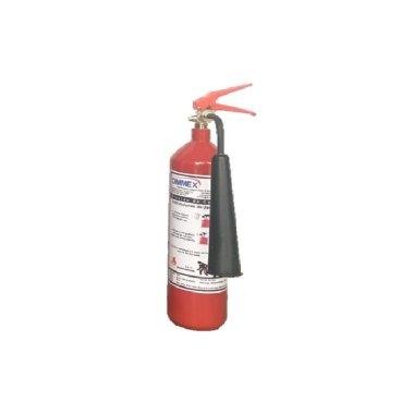 Extintor CO2 Tipo BC 5Lb (2.3Kg) IMPORTADO AMERICANO