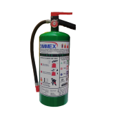 Extintor Agente Limpio tipo ABC 4.5kg Ecológico
