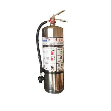 Extintor Tipo K 6 Litros para cocinas
