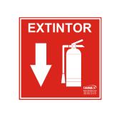 Extintor Agente Limpio tipo ABC 6.0kg Ecológico