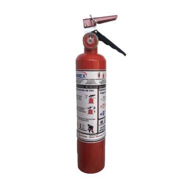 Extintor PQS Certificado tipo ABC 1.5Kg