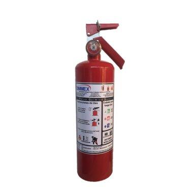 Extintor PQS Certificado tipo ABC 0.75Kg
