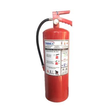 Extintor PQS certificado tipo ABC 9Kg