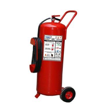 Unidad Móvil Polvo Químico Seco Tipo ABC 50Kg