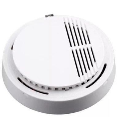 Detector de Humo Autónomo con Batería