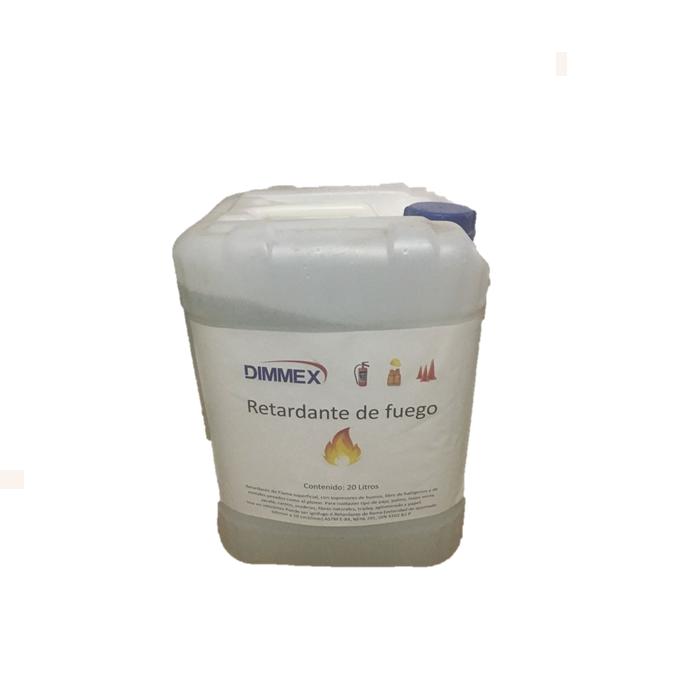 Retardante de Fuego (20 litros)