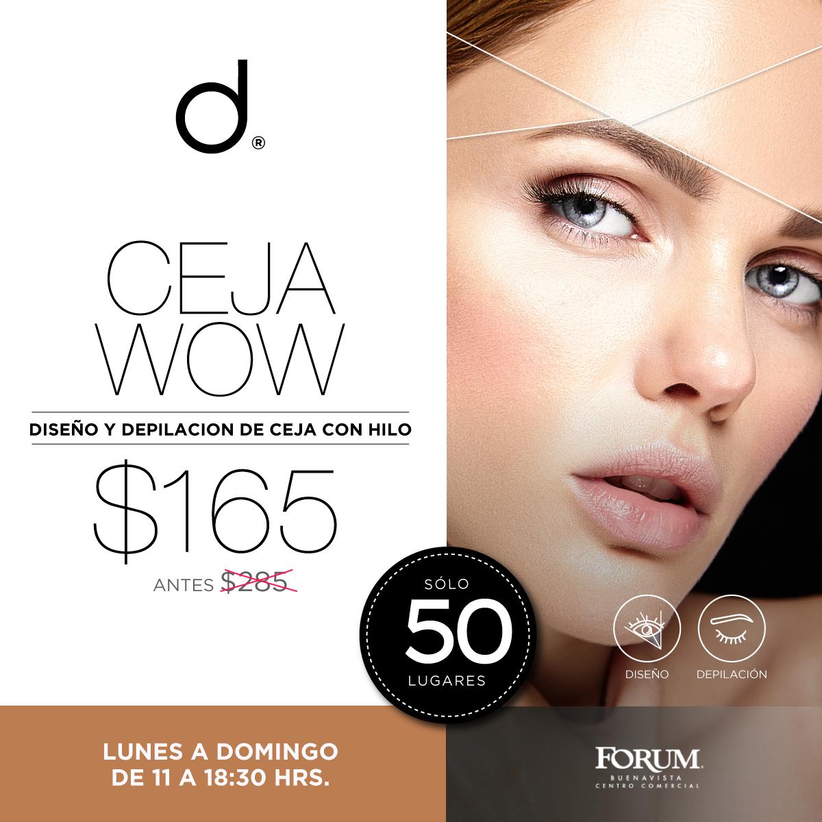Diseño y depilación de ceja -  Sólo Forum Buenavista&w=900&h=900&fit=crop