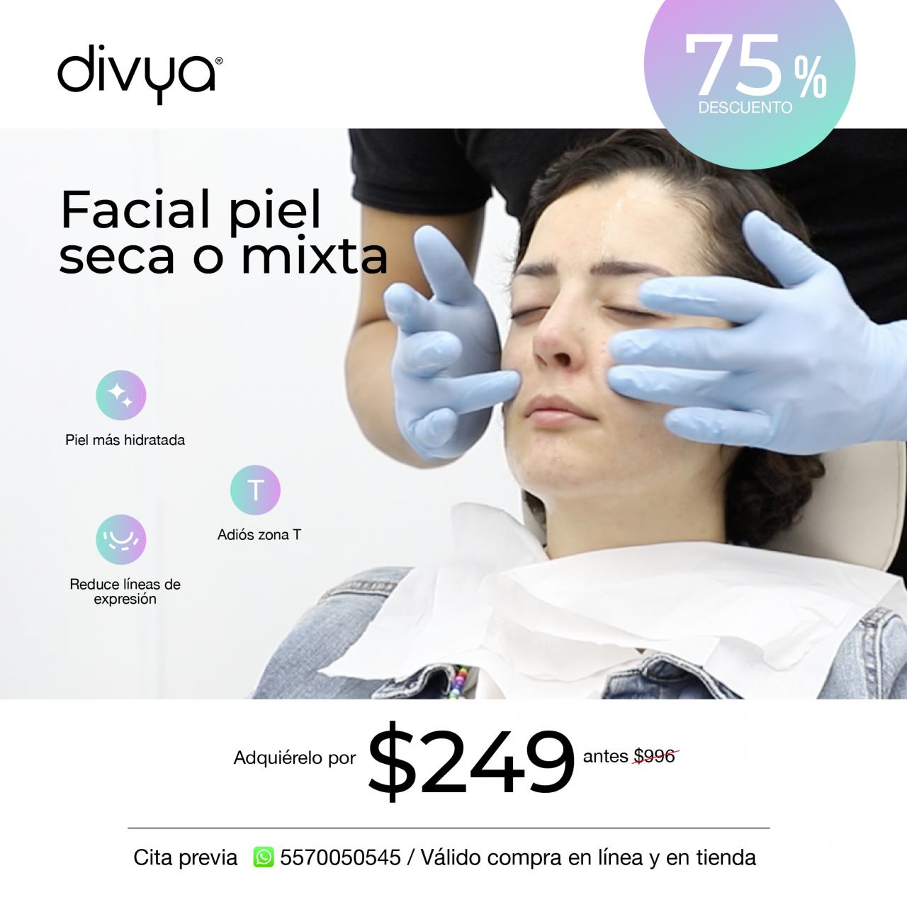 Facial para Piel Seca o Mixta- Sólo Town Center El Rosario&w=900&h=900&fit=crop