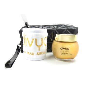 Oro 24K Peel Off Mask