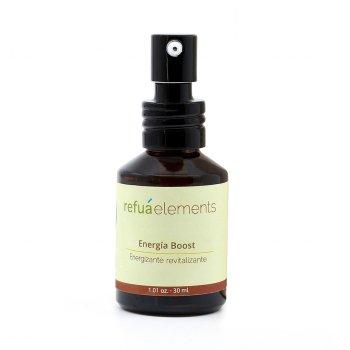 Energía Boost Mezcla De Aceites Esenciales Aromaterapia