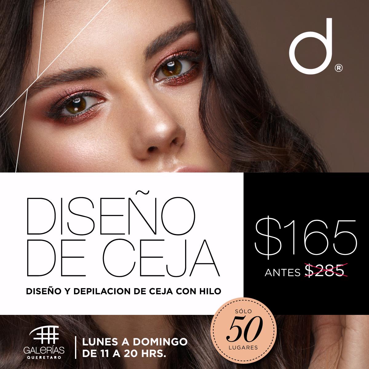 Diseño y depilación de ceja -  Sólo GALERÍAS QUERÉTARO&w=900&h=900&fit=crop