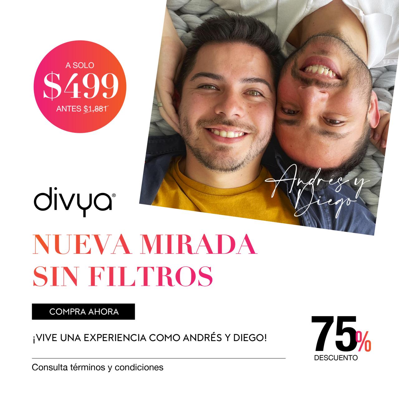Nueva Mirada Sin Filtros: DIVYA X ANDRÉS Y DIEGO&w=900&h=900&fit=crop