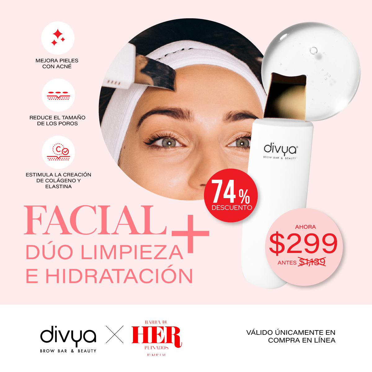 Facial Duo Limpieza + Hidratación- DIVYA X HER&w=900&h=900&fit=crop