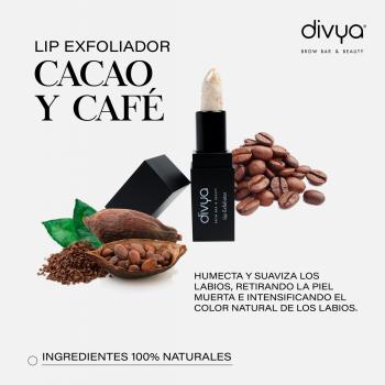 Lip Exfoliator Cacao Y Café