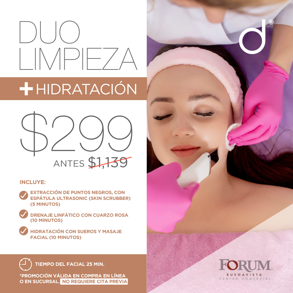 Facial Duo Limpieza + Hidratación- SÓLO FORUM BUENAVISTA&w=900&h=900&fit=crop