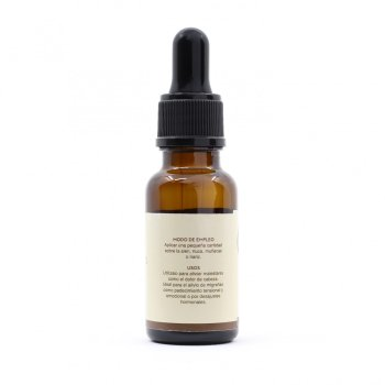 Libre Tensión Mezcla De Aceites Esenciales Aromaterapia