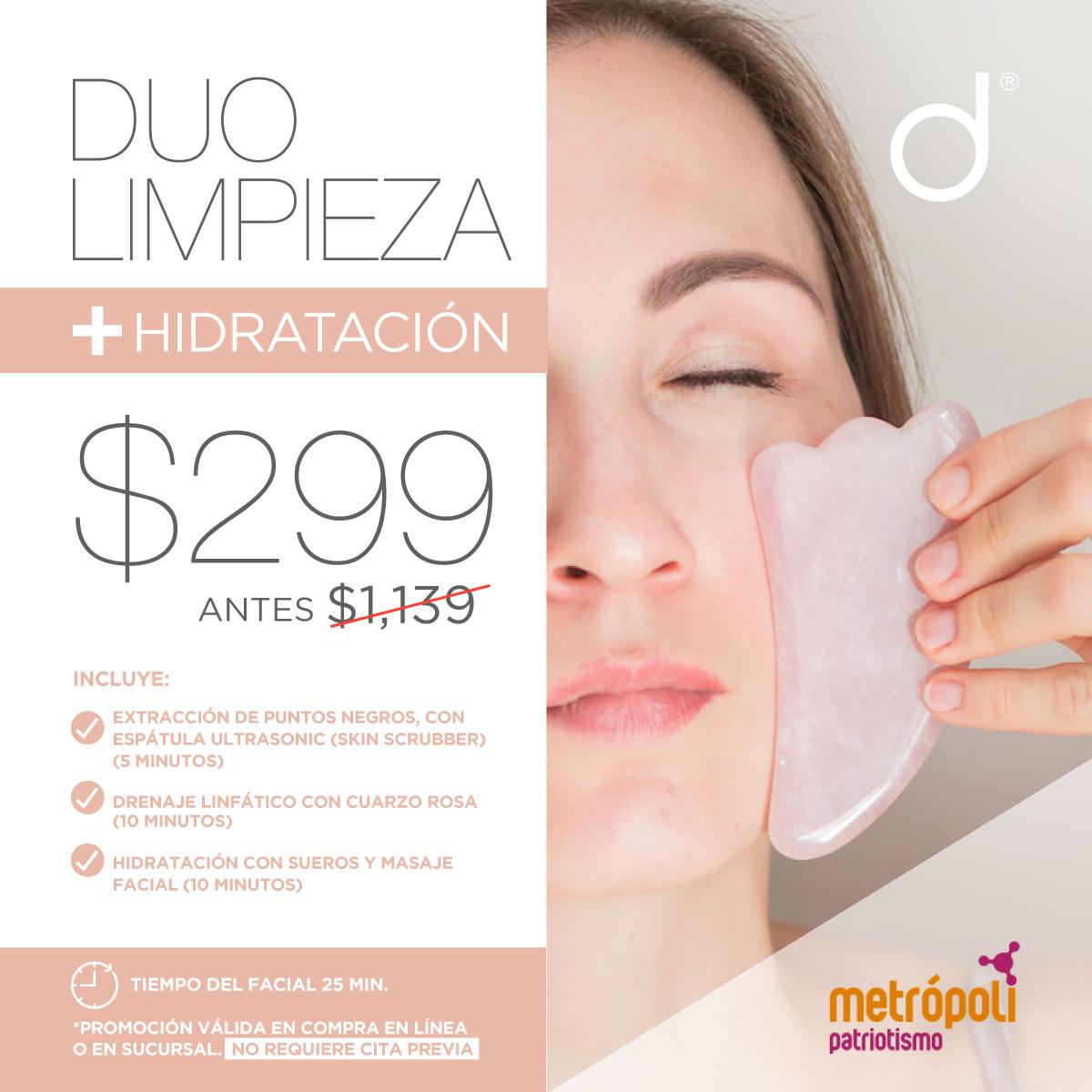 Facial Duo Limpieza + Hidratación- SÓLO METRÓPOLI PATRIOTISMO&w=900&h=900&fit=crop