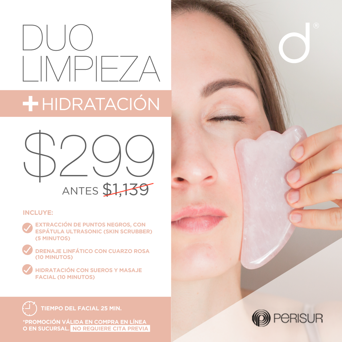 Facial Duo Limpieza + Hidratación- SÓLO PERISUR&w=900&h=900&fit=crop